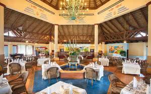 restaurant mediterraneen hotel grand bahia principe bavaro