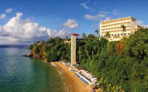 exterieur hotel republique dominicaine