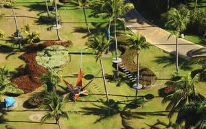 adventure park hotel the level at melia caribe