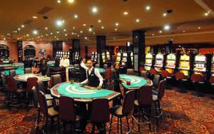 casino hotel the level at melia caribe