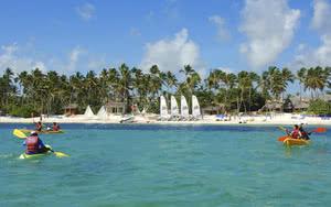 sports nautiques the level at melia caribe