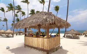 bar à jus de fruits hotel paradisus palma real