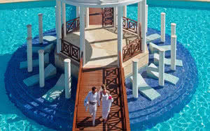 mariage hotel paradisus palma real