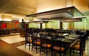 restaurant hotel palma real
