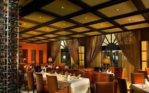 restaurant hotel paradisus palma real