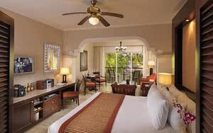 suite de luxe vue jardin hotel paradisus palma real