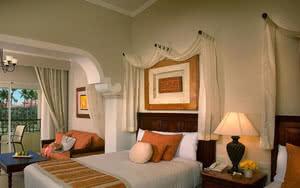 paradisus junior suite vue jardin hotel republique dominicaine