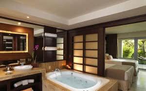 master suite 1 chambre vue jardin hotel the reserve