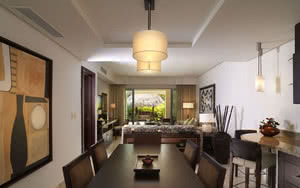 suite 1 chambre avec jardin priv� hotel the reserve