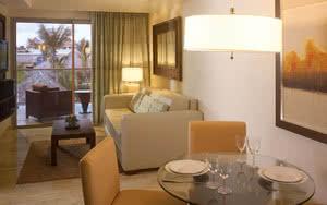 suite 1 chambre famille concierge hotel the reserve