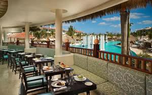 restaurant hotel the reserve