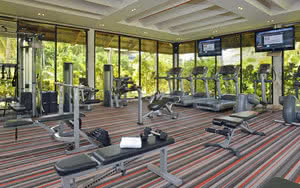 salle de sport hotel the reserve punta cana