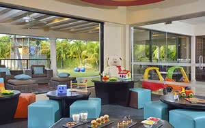 kids club hotel paradisus punta cana