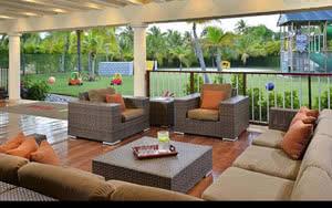 kids club outdoor hotel paradisus punta cana