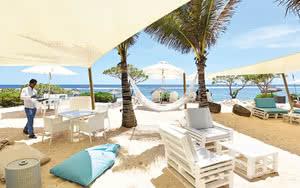 terrasse Hôtel Radisson Blu Poste Lafayette Resort & Spa