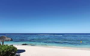 plage Hôtel Radisson Blu Poste Lafayette Resort & Spa