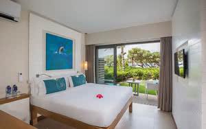 chambre Hôtel Radisson Blu Poste Lafayette Resort & Spa