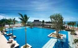 piscine The St Regis Mauritius Resort