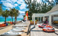 terrasse The St Regis Mauritius Resort