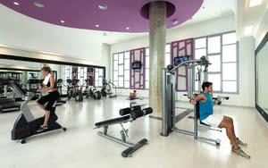 salle de sport hotel riu palace bavaro