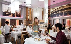 restaurant hotel bavaro