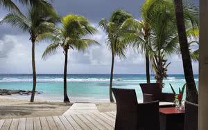 plage Hôtel Le Manganao
