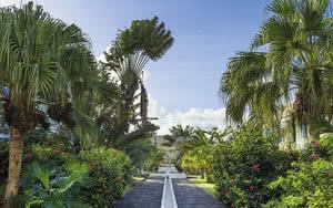 jardins hôtel manganao