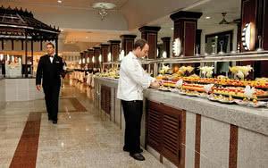 restaurant de l'hotel