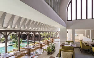 restaurant Shangri-La's Le Touessrok Resort & Spa Mauritius