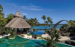 piscine Shangri-La's Le Touessrok Resort & Spa Mauritius
