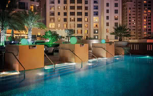 COMBINÉ DUBAÏ + ILE MAURICE : Sofitel Dubaï Jumeirah Beach + Radisson Blu Azuri Resort & Spa 09 nuits