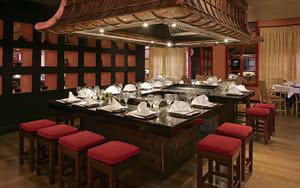 hotel iberostar hacienda dominicus interieur restaurant
