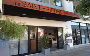 Le Saint Pierre Hôtel