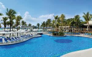 piscine riu yucatan