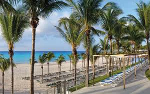 plage hotel riu yucatan