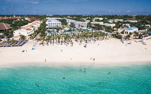 plage hotel riu playacar