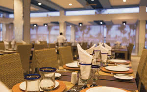 restaurant hotel riu playacar