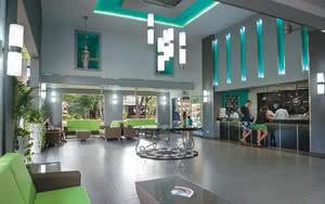 hall hotel riu lupita