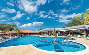 piscine hotel riu lupita