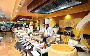 restaurant luxury bahia principe akumal