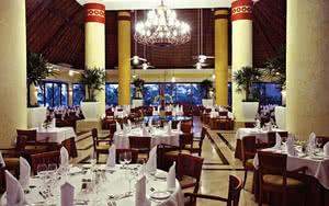 restaurant hotel akumal mexique