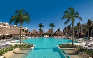 piscine hotel paradisus playa del carmen la perla