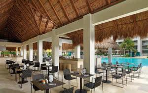 sunset grill restaurant hotel paradisus playa del carmen la perla