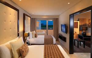 suite family concierge hotel mexique