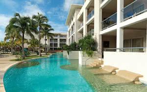 master suite swim up hotel family concierge at paradisus la esmeralda