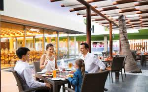 restaurant hotel mexique