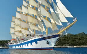 Croisière Royal Clipper Iles au vent - 7 nuits