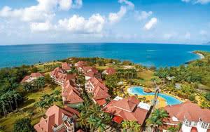 COMBINÉ 2 ILES : MARTINIQUE + GUADELOUPE Village-Club Pierre & Vacances Sainte Luce Martinique Mer + Village-Club Pierre & Vacances Sainte-Anne Guadeloupe 14 nuits