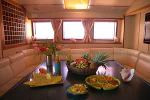 repas croisière seychelles