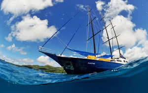 CROISIERE SILHOUETTE : Sea Star & Sea Bird - 7 nuits